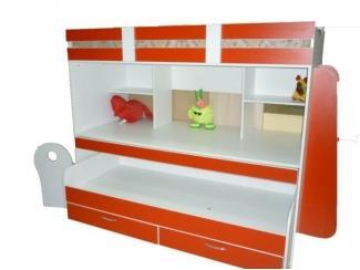 Двухъярусная кровать Пекин - Мебельная фабрика «Нэнси»