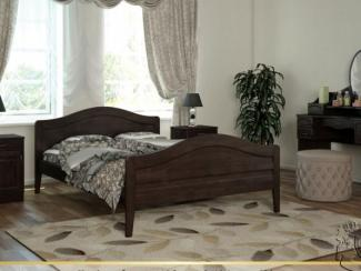 Кровать Филенка №2 - Мебельная фабрика «Каприз»