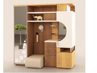 Прихожая Латте 3 - Мебельная фабрика «Прима-сервис»
