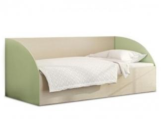 Детская кровать со спинкой Ларс  - Мебельная фабрика «Фран»