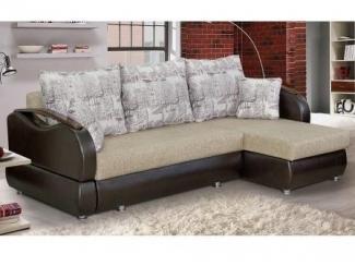 Комфортный угловой диван Неаполь - Мебельная фабрика «Уютный Дом»