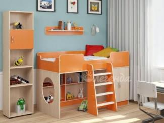 Детская комната  Легенда 2 - Мебельная фабрика «Деликат»