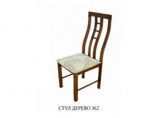 Стул дерево 2 - Мебельная фабрика «Мир стульев»