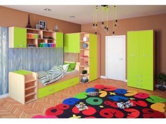 Детская Стенка Тиамо - Мебельная фабрика «Идея комфорта»