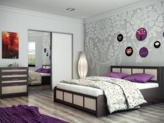 Спальня Соло 27 - Мебельная фабрика «ВасКо»
