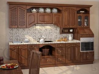 Кухня Гармония массив - Мебельная фабрика «Гармония мебель»