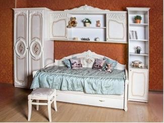Детская Lady Rose / Леди Роза - Мебельная фабрика «Дэфо»