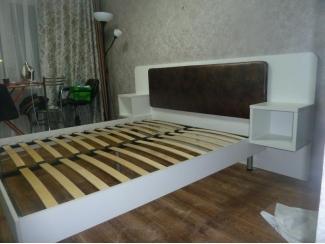 Кровать двуспальная  - Мебельная фабрика «Амулет»