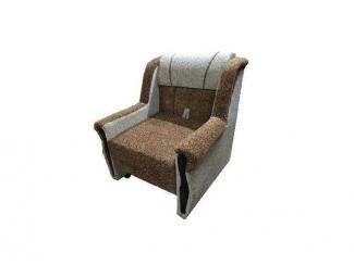 Кресло-кровать с мягким подлокотником - Мебельная фабрика «Экон-мебель»