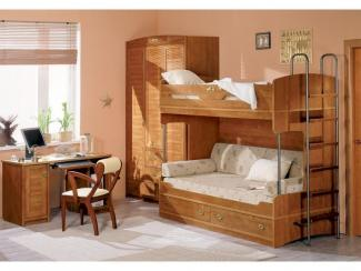 Детская 16 - Изготовление мебели на заказ «Детская мебель», г. Москва