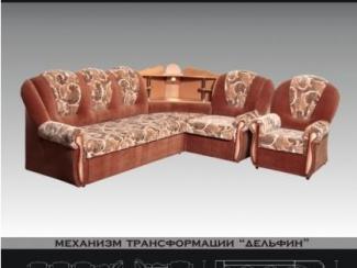 диван угловой Нафис с баром - Мебельная фабрика «Искандер», г. Салават