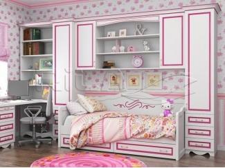 Мебель для детской SANTA - Мебельная фабрика «Rila»