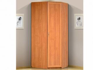 Шкаф для платья и белья угловой с 2-мя ящиками - Мебельная фабрика «Актив М»