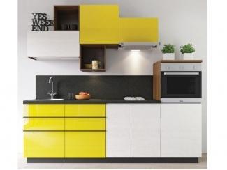 Яркая модель кухни Глос  - Изготовление мебели на заказ «Кухни ЧУ»