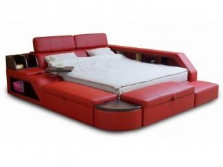 Кровать Аура 2 - Мебельная фабрика «Калинка»
