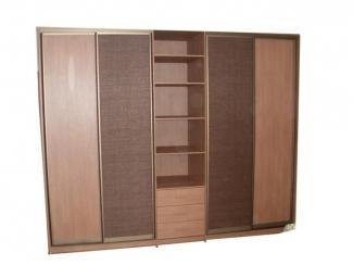 Большой шкаф-купе  - Мебельная фабрика «Интерьер-мебель»