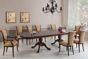 Стол Консул-Т стулья и кресла Консул - Мебельная фабрика «Нео Кухни»