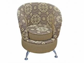 Мягкий стул с подлокотниками Сафари  - Мебельная фабрика «Viktoria»