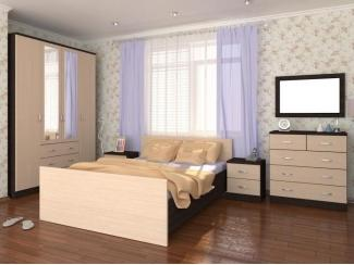 Классический спальный гарнитур Сура - Мебельная фабрика «Гермес»