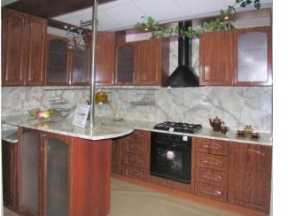 Кухонный гарнитур угловой 40 - Мебельная фабрика «Л-мебель»