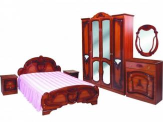 Спальня Карина 10 - Мебельная фабрика «Гар-Мар»