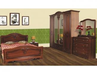 Спальный гарнитур Палермо - Мебельная фабрика «Северная Двина»
