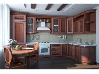 Угловая классическая кухня  - Мебельная фабрика «Аригард»