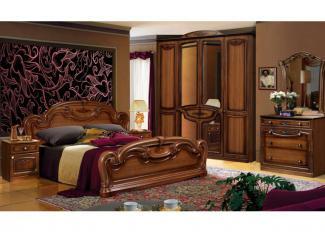 Спальня Александрина 2.02 - Мебельная фабрика «Ружанская мебельная фабрика»