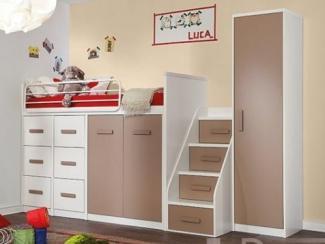 детская Danza композиция 11 - Мебельная фабрика «Дана»