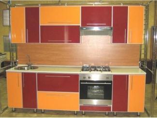 Яркий кухонный гарнитур