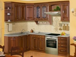 Кухонный гарнитур угловой Глория 6 - Мебельная фабрика «Витра»