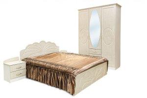 Спальный гарнитур Мессолина 2 - Мебельная фабрика «ЛТиК»