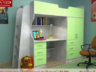 Детская Емеля 5 (МДФ) - Мебельная фабрика «Элна»