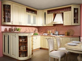 Угловая кухня Венеция-2