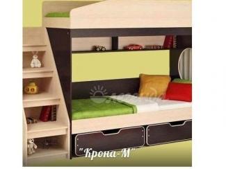 Кровать детская Фантазия - Мебельная фабрика «Крона-М»