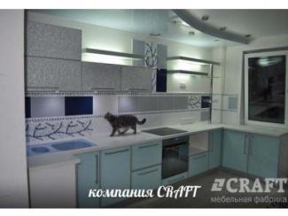 Кухня угловая Немесида - Мебельная фабрика «Крафт»