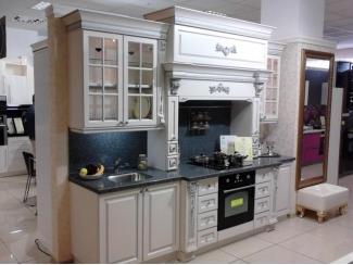 Классическая прямая кухня  - Мебельная фабрика «Мебельный Стиль»