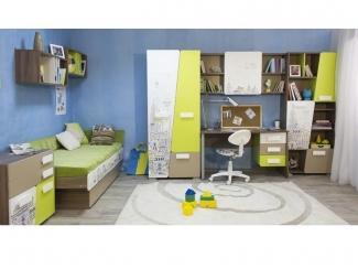 Детская Slash! Город - Мебельная фабрика «38 попугаев»