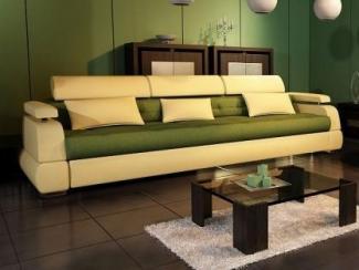 Диван прямой Кит 3 - Мебельная фабрика «Лео»