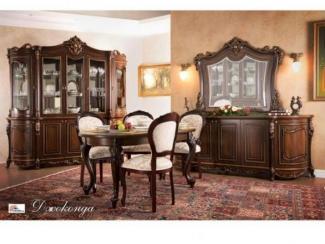 Гостиная Джоконда орех Караваджо - Мебельная фабрика «Эра»