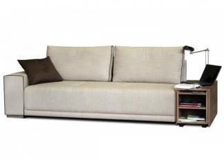 Прямой диван с тумбой Нестор  - Мебельная фабрика «Могилёвмебель», г. - не указан -