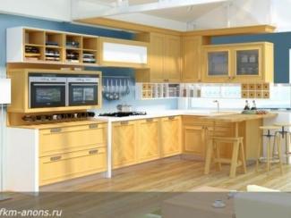 Кухня угловая Примула - Мебельная фабрика «Анонс»