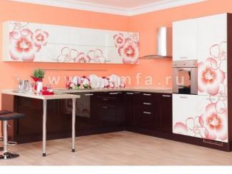Кухонный гарнитур угловой Диана - Мебельная фабрика «Энгельсская (Эмфа)»