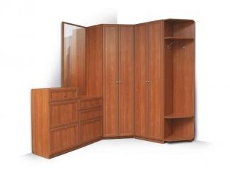 Прихожая 4 угловая - Мебельная фабрика «Натали», г. Волжск