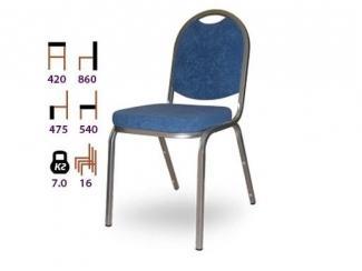 Небольшой стул Логос-мини - Мебельная фабрика «Реванш СПБ»