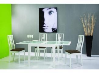 Обеденная группа Стол Benson и Стул Betty - Импортёр мебели «Евростиль (ESF)»
