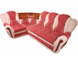 Угловой диван Престиж с баром - Мебельная фабрика «Ваш стиль»