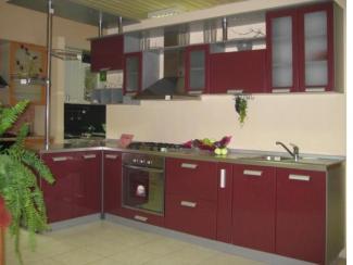 Кухонный гарнитур угловой 39 - Мебельная фабрика «Л-мебель»