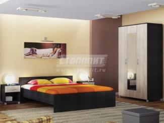 Спальный гарнитур «Эльт» - Мебельная фабрика «Столплит»