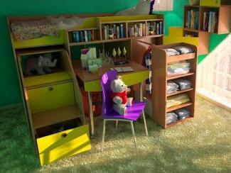 Кровать детская Леон - Мебельная фабрика «Мезонин мебель»